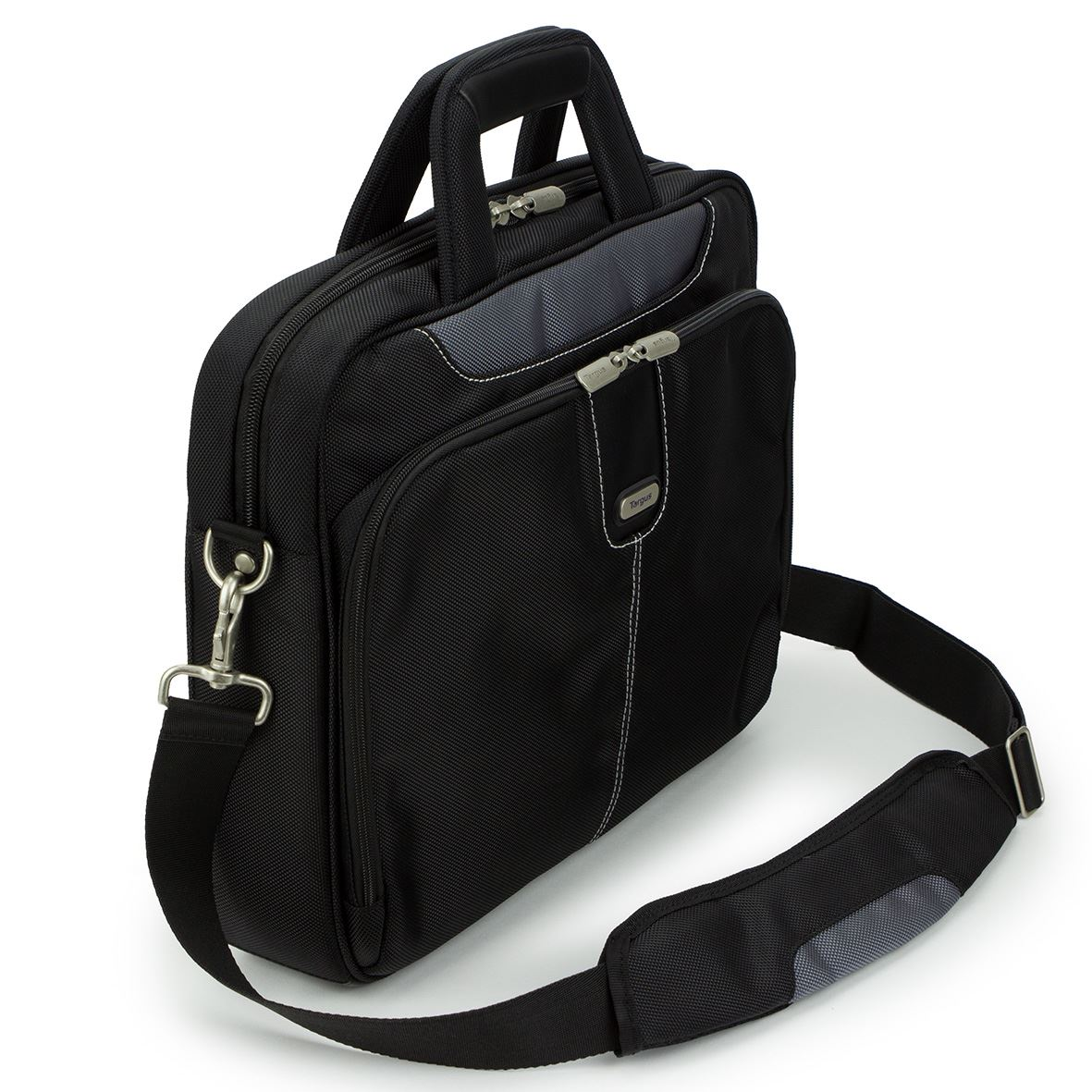 "Чанта за лаптоп - Targus Transit 13-14.1"" Topload Laptop Case - Black"