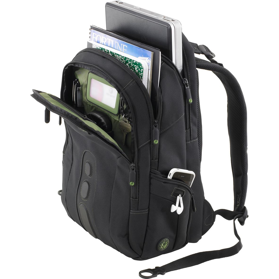 "Targus EcoSpruce™ 15.6"" Backpack - Black"