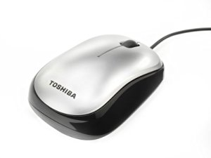 Compact optical Mouse - silver