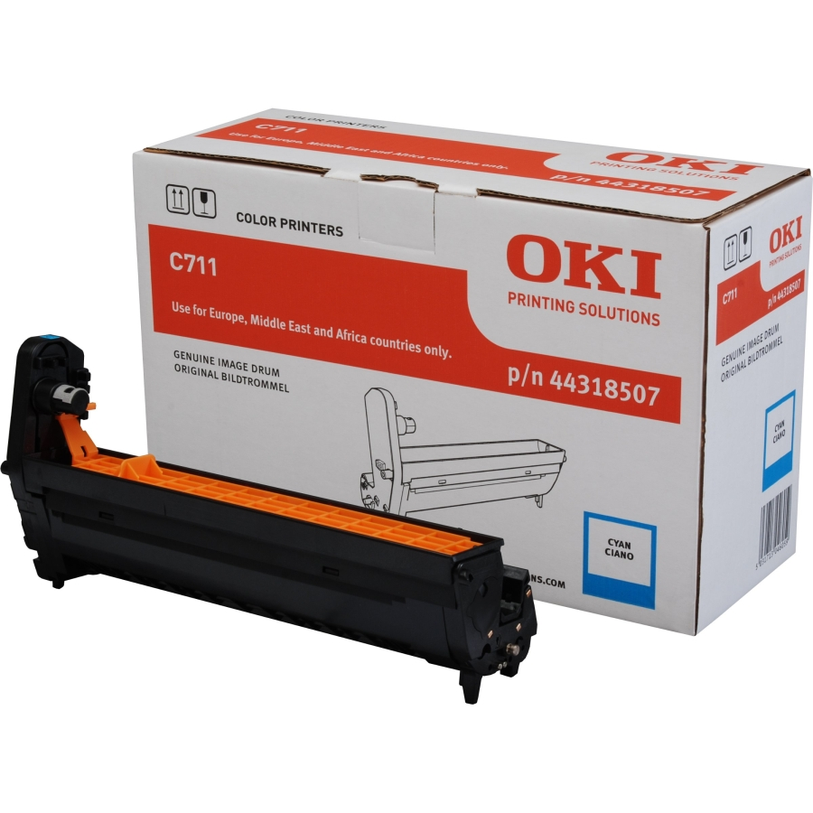 OKI Drum EP-CART-C-C711/C711WT/C711DM