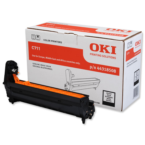 OKI Drum EP-CART-K-C711/C711DM