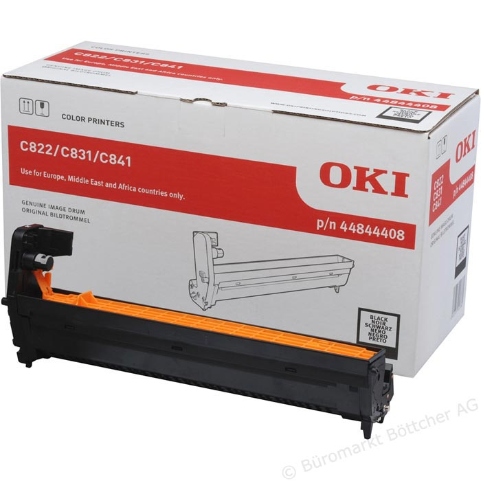 OKI Image Drum EP-CART-C822/C831/C841/C831DM-Black