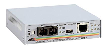 Media Converter AT-MC102XL