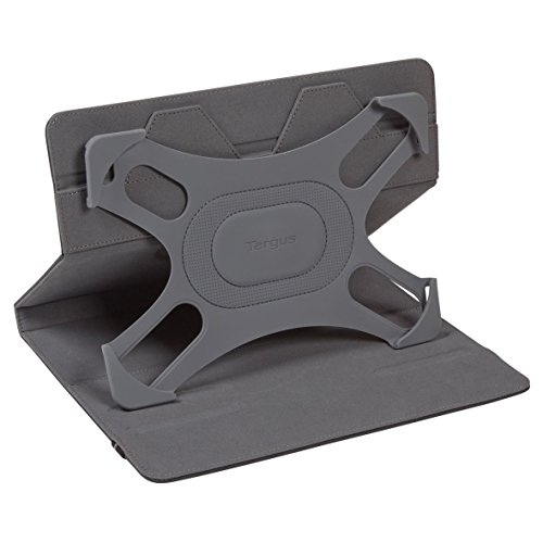 Targus Fit &aposN&apos Grip universal stand case cover fits 9-10 inch Tablets - Black