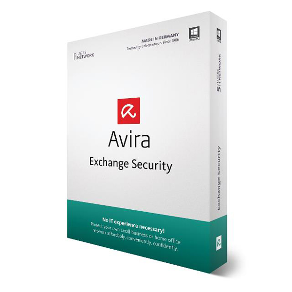 Антивирусна програма - Avira Exchange Security