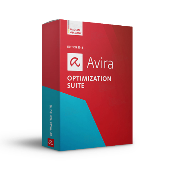 Антивирусна програма - Avira Optimization Suite